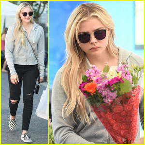 Chloe Moretz Will Lend Her Voice to 'Red Shoes & the Seven Dwarfs'