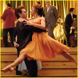 'Dirty Dancing' Stars Colt Prattes & Nicole Scherzinger Perform Do You Love Me' Number on 'DWTS' Finale