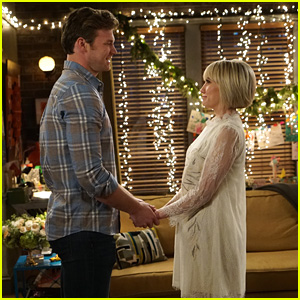 Riley & Danny Got Married On 'Baby Daddy' - Pics!