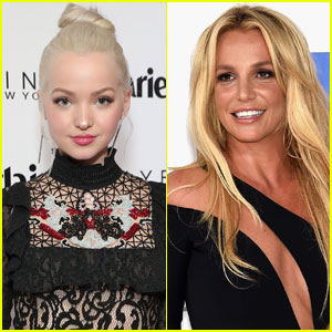Dove Cameron Gushes Over Britney Spears