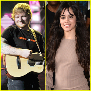 Ed Sheeran Says Camila Cabello Changed Almost All The Lyrics On