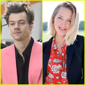 Harry Styles Rumored New Girlfriend Tess Ward Wears His Gucci Shirt!