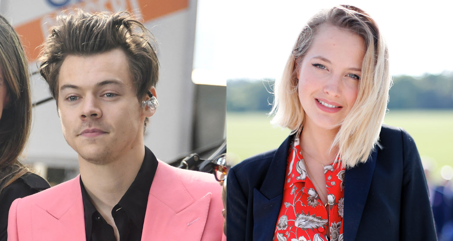 Who is harry styles dating may 2019