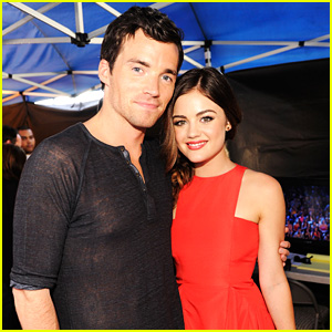 Ian Harding Compares Lucy Hale To His Favorite Bird, The American Kestrel Falcon