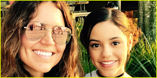 Exclusive: Jenna Ortega Pens Beautiful 'Letter to Mom' for JJJ's Mother's Day Series