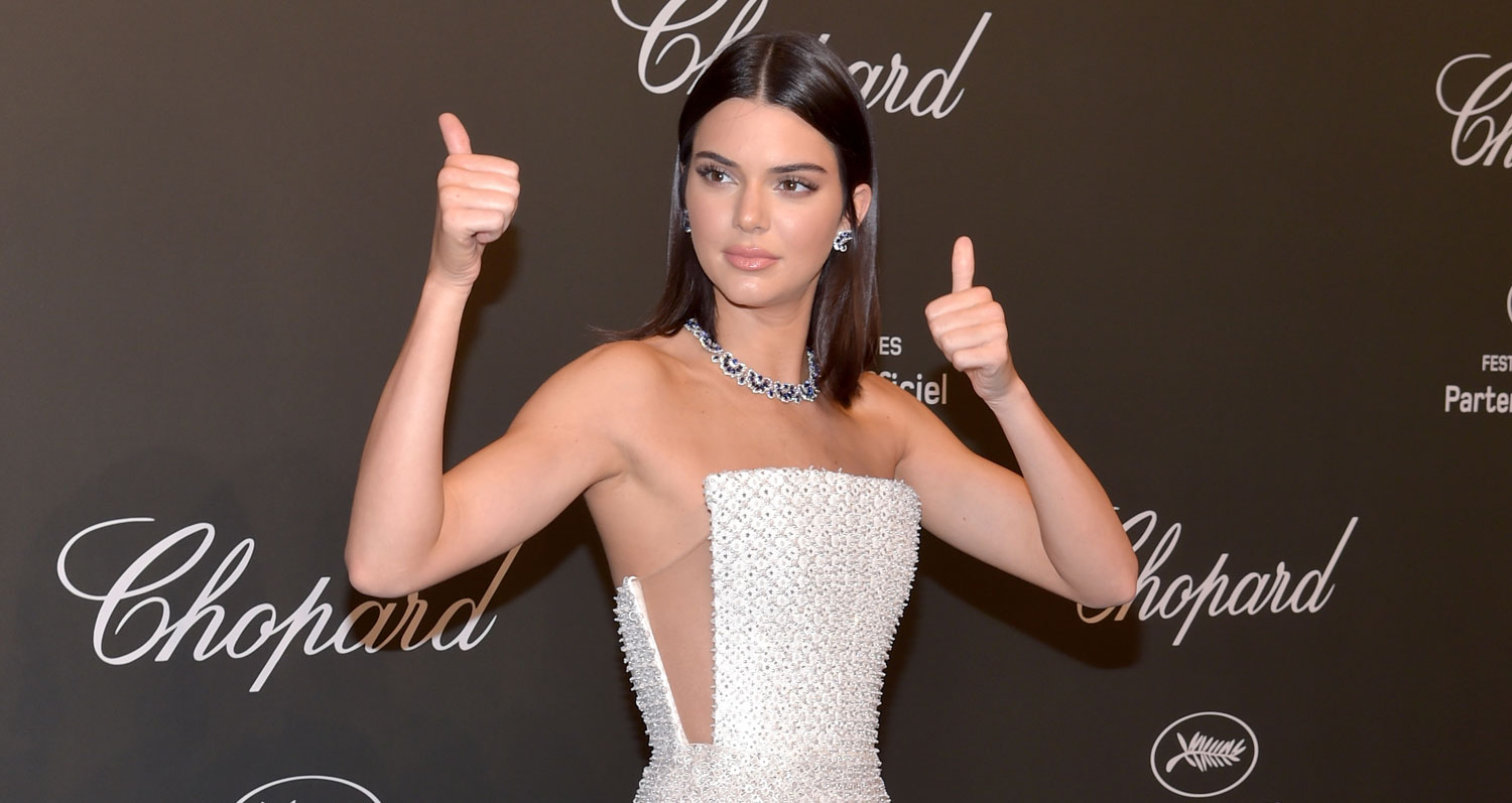 Kendall Jenner Knows Exactly How to Dress for a Space-Themed Party ...