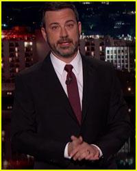 Jimmy Kimmel Gives Emotional Monologue About Newborn Son Having Surgery