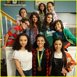 Laurie Hernandez is Guest Starring on Disney's 'Stuck in The Middle'!