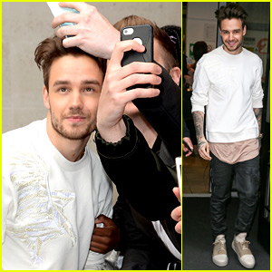 Liam Payne Won't Make Music with Girlfriend Cheryl Cole