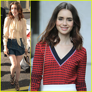 Lily Collins Is So Proud To Be a Part of 'To The Bone'