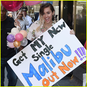 Miley Cyrus Is Taking Over NBC to Promote 'Malibu' – Watch Now!