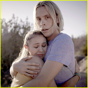 EXCLUSIVE: Riker Lynch Partially Shot His New Movie 'Voyeur'
