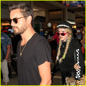 Bella Thorne & Rumored BF Scott Disick Seen Together!