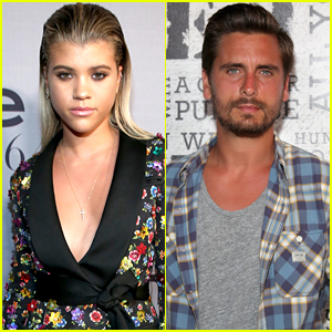 Sofia Richie Slams Rumors That's She & Scott Disick are Flirting