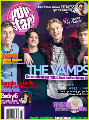 The Vamps Get Real About Dream Girls, Perfect Dates, & the Cure For Heartbreak