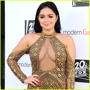 Ariel Winter Responds to Criticism Over Her Dress at 'Modern Family' Screening