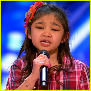 Angelica Hale Sings 'Rise Up' & Blows Judges Away on 'AGT' (Video)