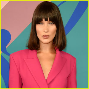 Bella Hadid Isn't Really Into Yoga, But Loves Donuts