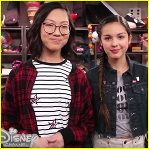 Paige & Frankie Are 'New School Superstars' - 'Bizaardvark' Season 2 Premiere Clip! (Exclusive)