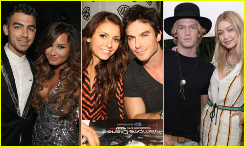 9 Famous Exes Who Stayed Good Friends After the Breakup