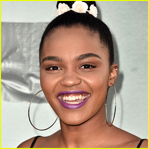 China McClain Posts Amazing Instagram Showing Off Her Natural Hair