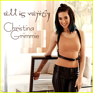 FIRST LISTEN: Christina Grimmie's Posthumous Debut Album 'All Is Vanity'