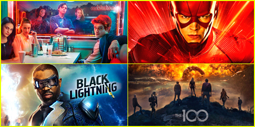 'Riverdale', 'Arrow', 'Flash' Returning For Comic-Con 2017 - Full CW Show Schedule!