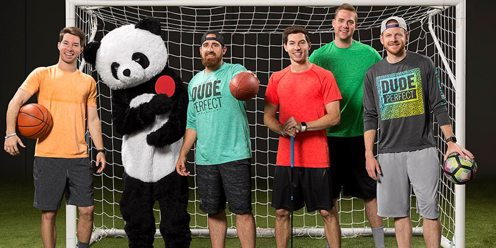 The Dude Perfect Show To Premiere Next Month On