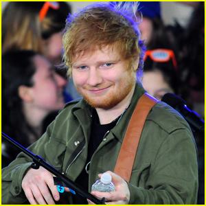 Ed Sheeran Had Such an Ed Sheeran Response to His 'Game of Thrones' Cameo