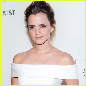 Emma Watson Hides Copies of 'Handmaid's Tale' in Paris