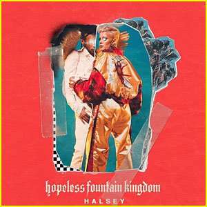Halsey's New Album 'hopeless fountain kingdom' is Finally Here - Listen Now!