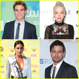 KJ Apa, Dove Cameron, Torrance Coombs & More Will Be at MMVAs 2017 Today!