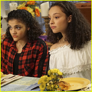 Kayla Maisonet Gushes Over Laurie Hernandez Guest Starring on 'Stuck in the Middle' Tonight! (Exclusive)