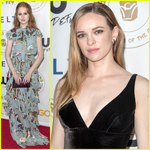 Madelaine Petsch & Danielle Panabaker Lead CW Stars To The Brass Ring Awards