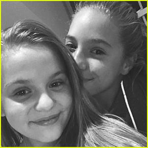 Mackenzie Ziegler & Nashville's Maisy Stella Have the World's Cutest Friendship