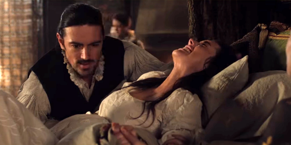 Bothwell Doesn T Leave Mary S Side During Childbirth On Reign