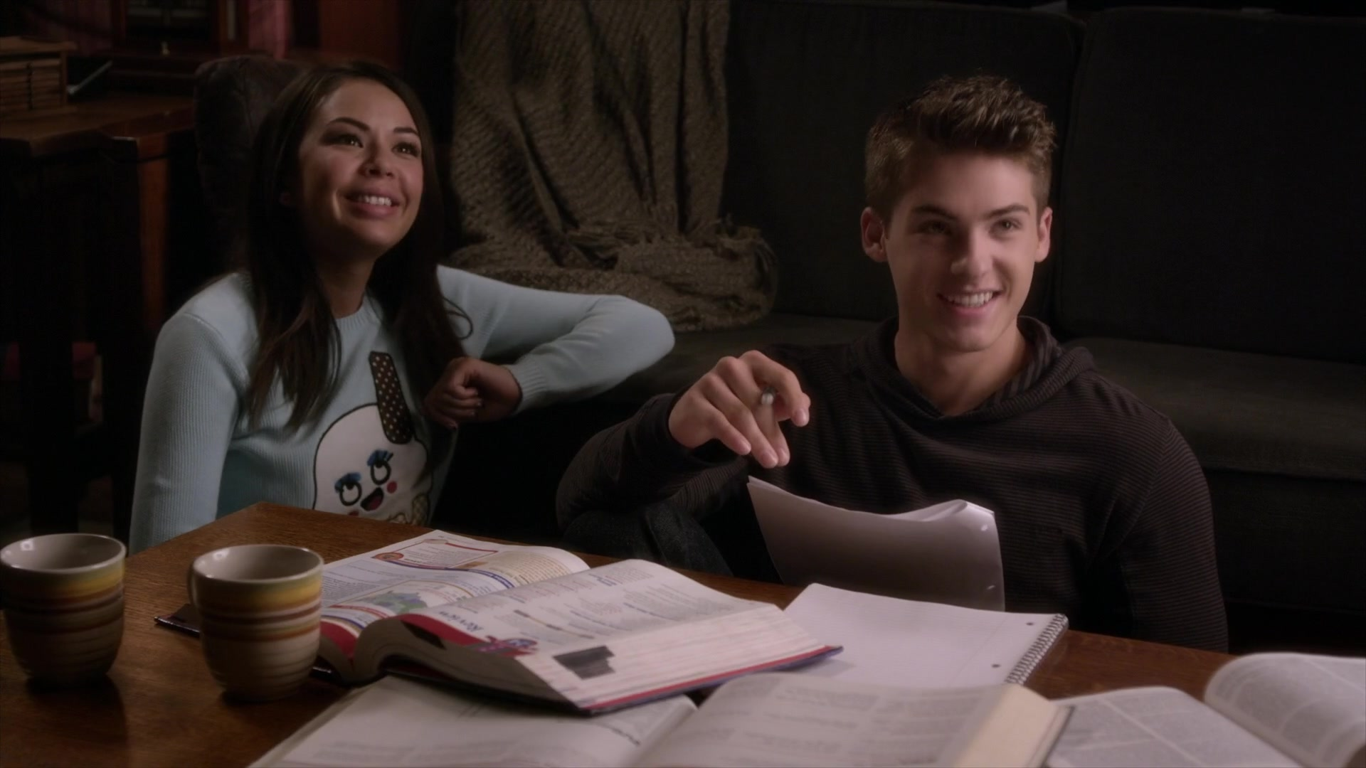 pll mike actor