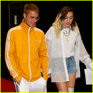 This Photo Proves Justin Bieber & Miley Cyrus Are Still Good Friends