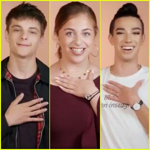 Corey Fogelmanis, Baby Ariel, James Charles & More Read Positive Instagram Comments (Video)