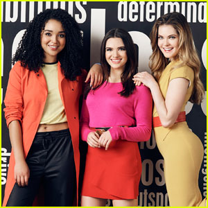 Katie Stevens & 'The Bold Type' Ladies Are Fierce in New Promo Photos (Exclusive)