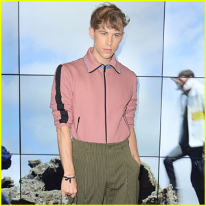 Don't Ask '13 Reason Why' Star Tommy Dorfman to Speak Italian
