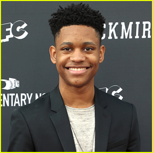 Tyrel Jackson Williams' New Show Is Nothing Like 'Lab Rats'