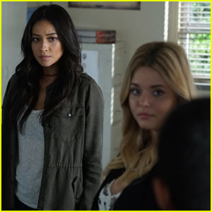 Who is #Emison's Baby Daddy? 'Pretty Little Liars' Finale Spoilers!