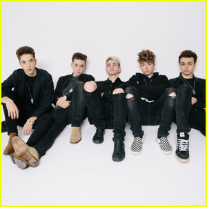 EXCLUSIVE: Watch Why Don't We Perform an Epic Mash-Up at EP Release Party!