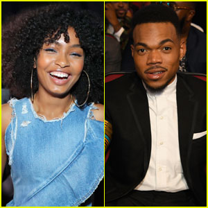 Yara Shahidi is Casually Fielding Babysitting Offers For Chance the Rapper's Kid
