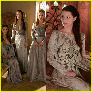Reign's Adelaide Kane Reveals How Important Mary's Ladies In Waiting Actually Were