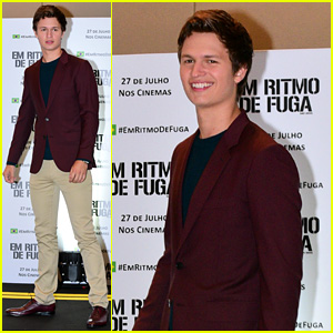 Ansel Elgort Was 'So Nervous' About Surprising Fans at 'Baby Driver' Screening!