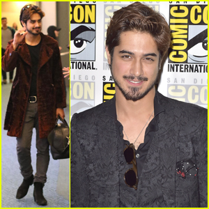 Avan Jogia Returns To Vancouver After Comic-Con For More 'Ghost Wars' Filming