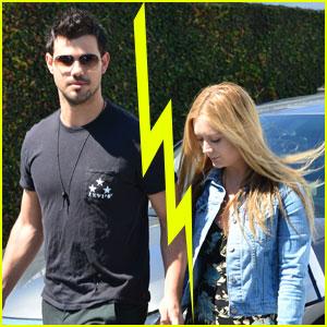 Taylor Lautner & Billie Lourd Break Up