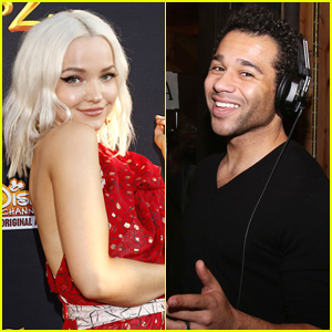 Corbin Bleu Was Very Excited To Work With Dove Cameron For 'Mamma Mia'